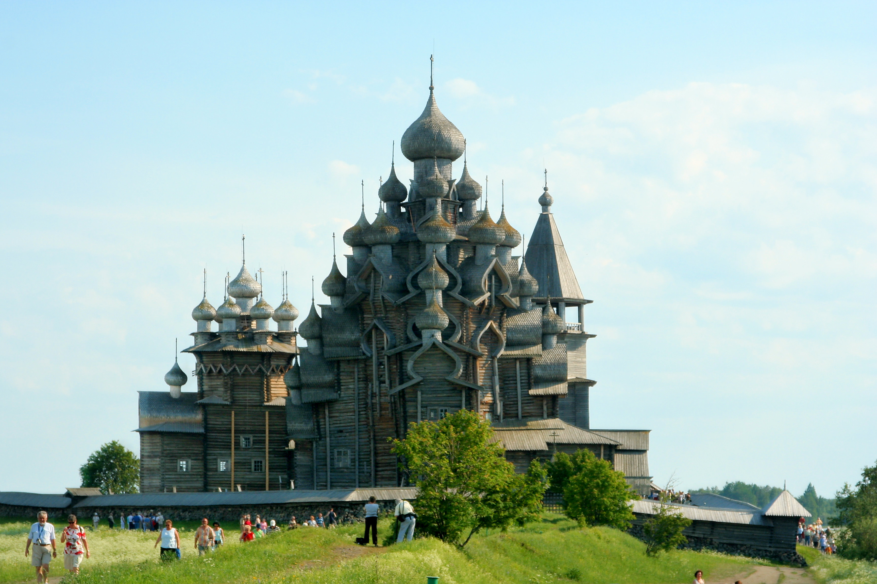 Kizhi Wooden Church