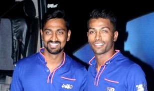 Krunal Pandya Indian cricketer