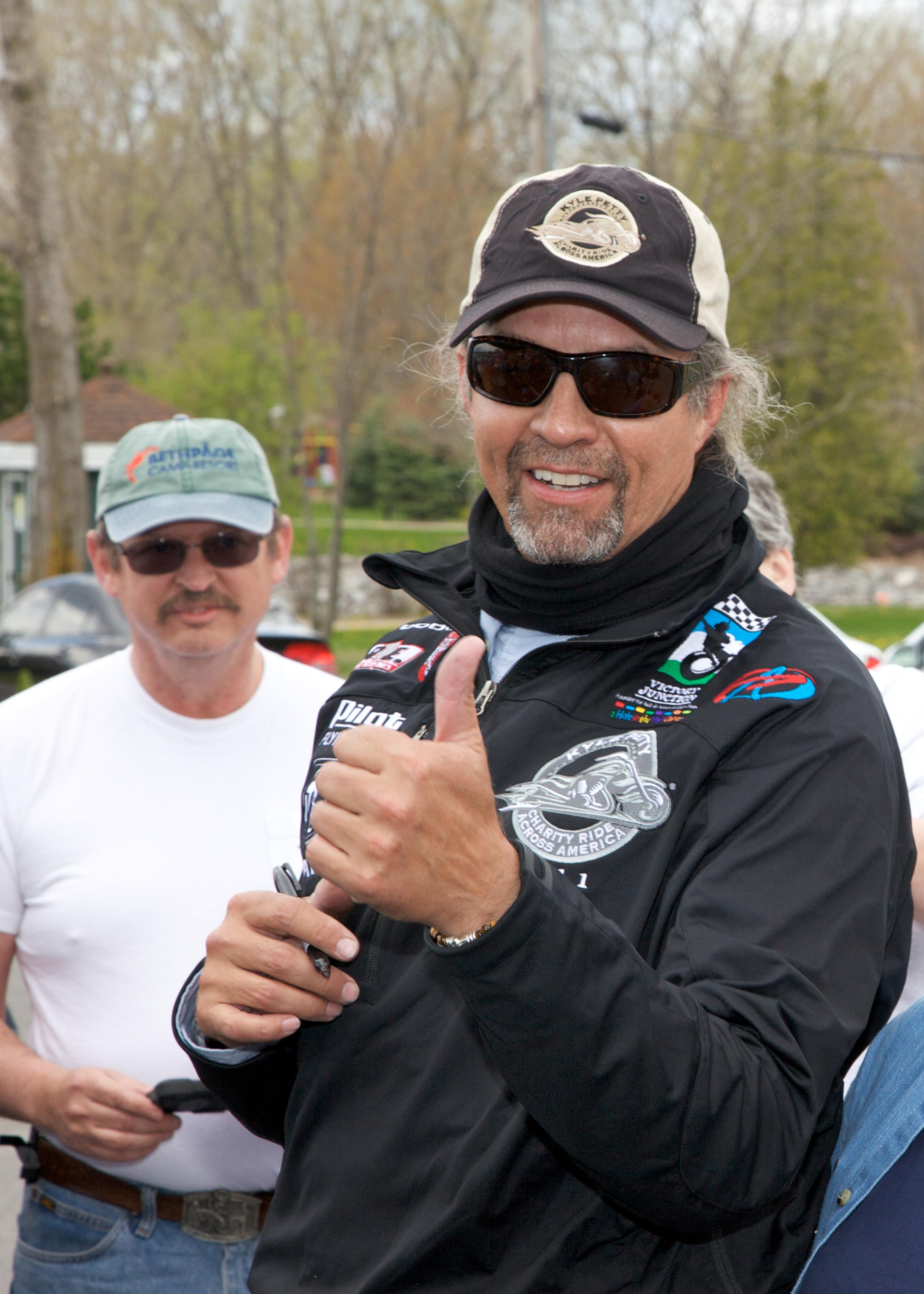 Richard Petty Motorsports >> Kyle Petty - Wikipedia