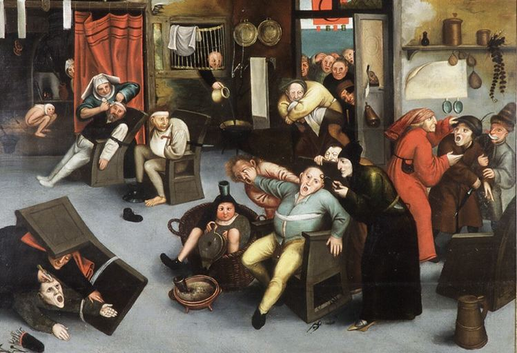 L'excision de la pierre de folie - Pieter Bruegel.jpg