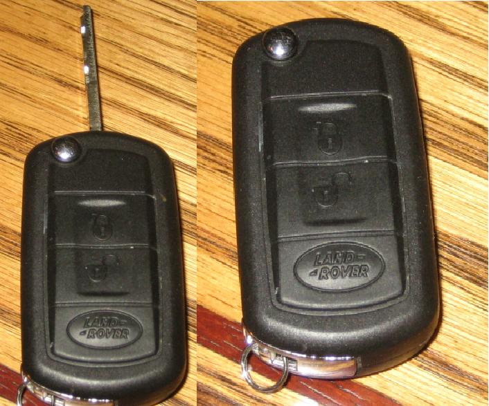 2006 range rover key battery replacement