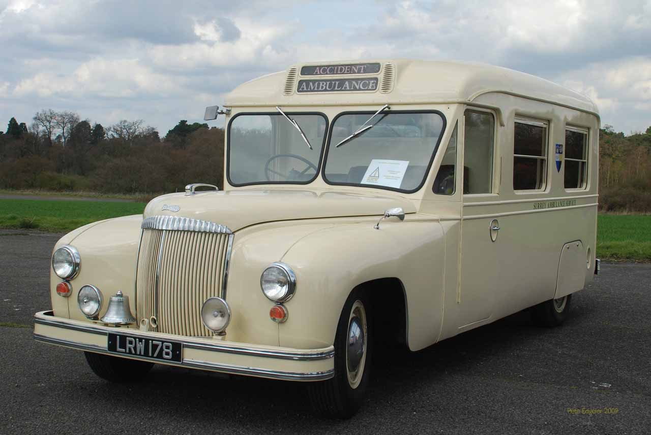 1960 Ambulance For Sale Uk | Autos Weblog