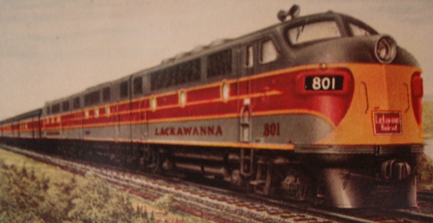 the history of diesel electric locomotives essay Times of india reported that the diesel locomotive works (dlw), a production unit of indian railways in varanasi, has made a history by converting the diesel loco into electric loco with.