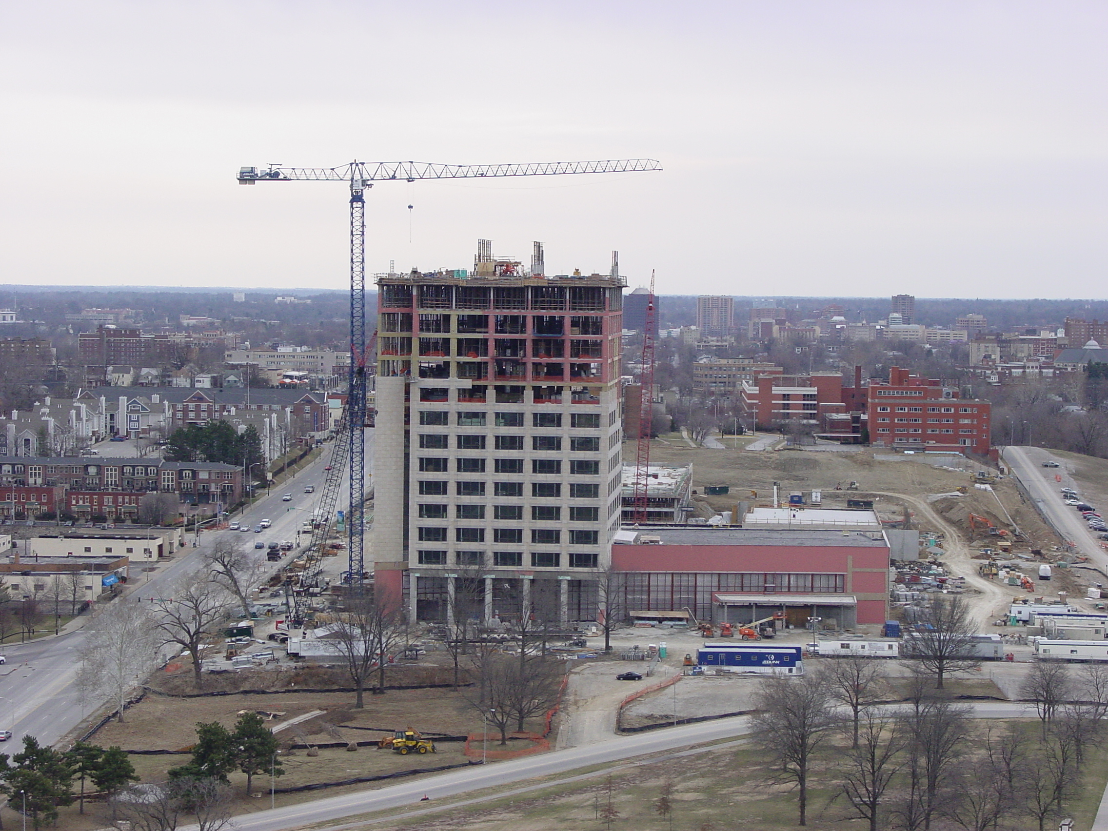 Construction on The Federal