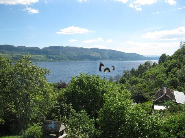 Loch Ness Monster - geograph.org.uk - 1337893