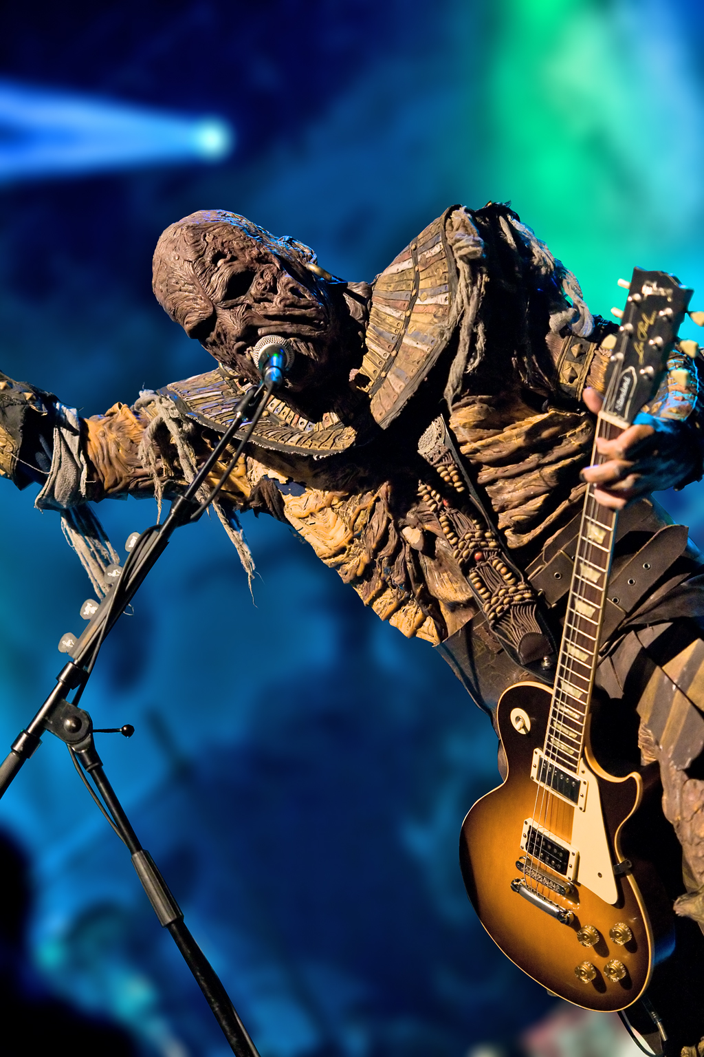 Lordi:Hard rock Lordi-amen-wiki