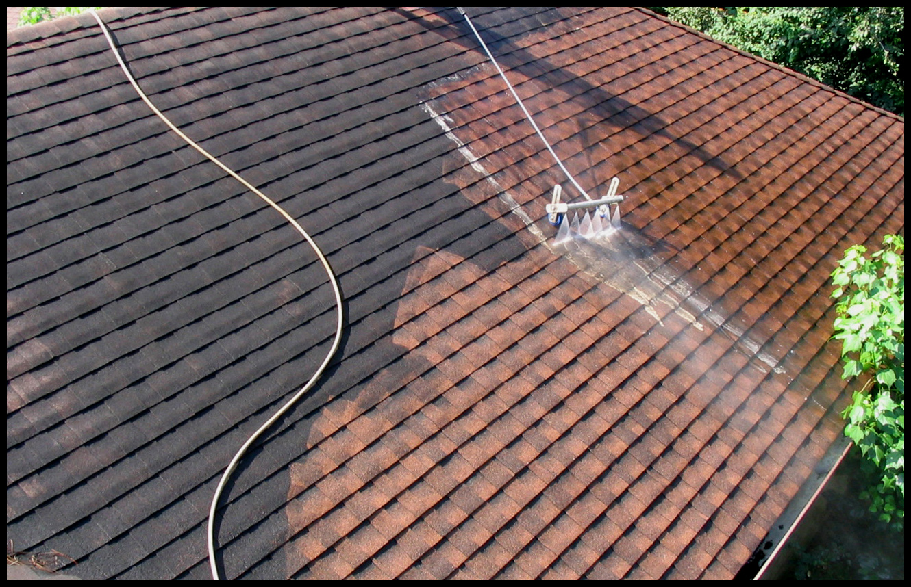 File:Low Pressure Roof Washing.jpg - Wikimedia Commons