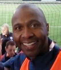 Lucas Radebe South African association football player