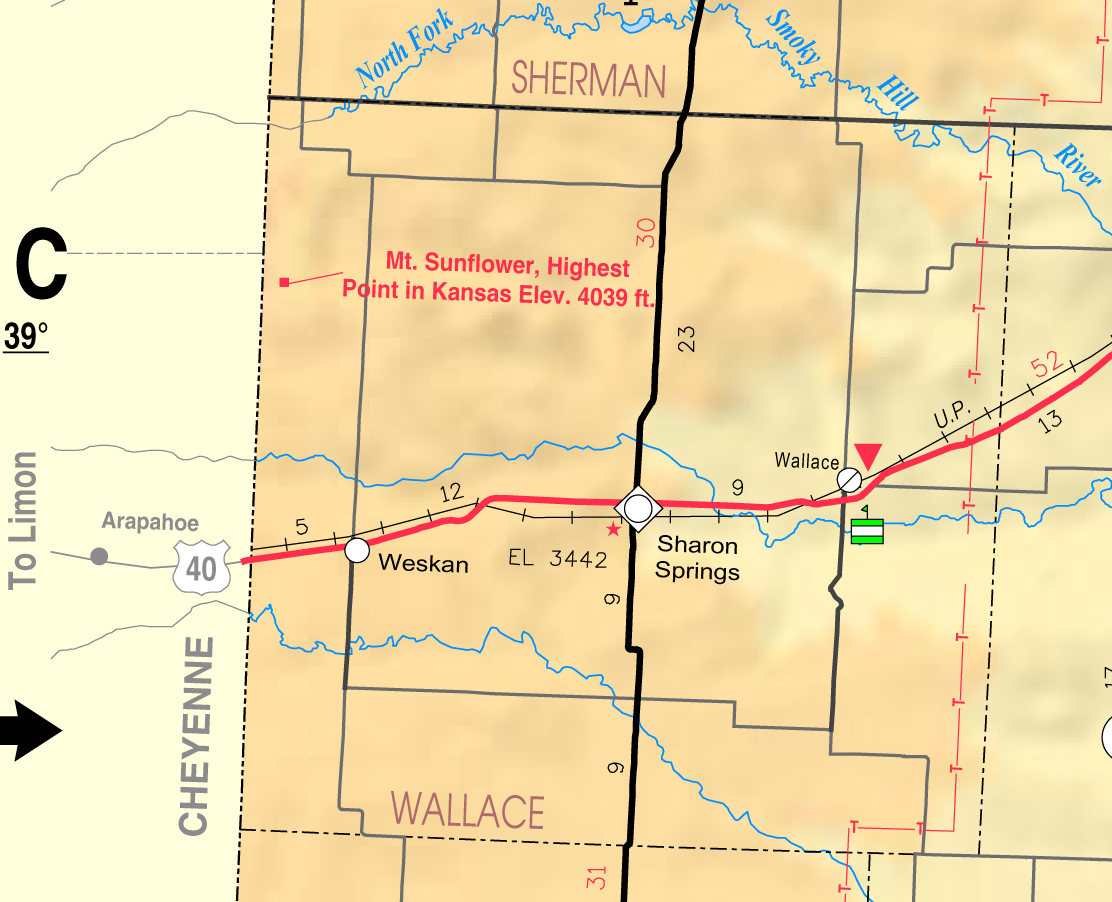 wallace county Wallace county kansas 2012 2007 % change number of farms 294 303 - 3  land in farms 487,914 acres 429,533 acres + 14 average size of farm.