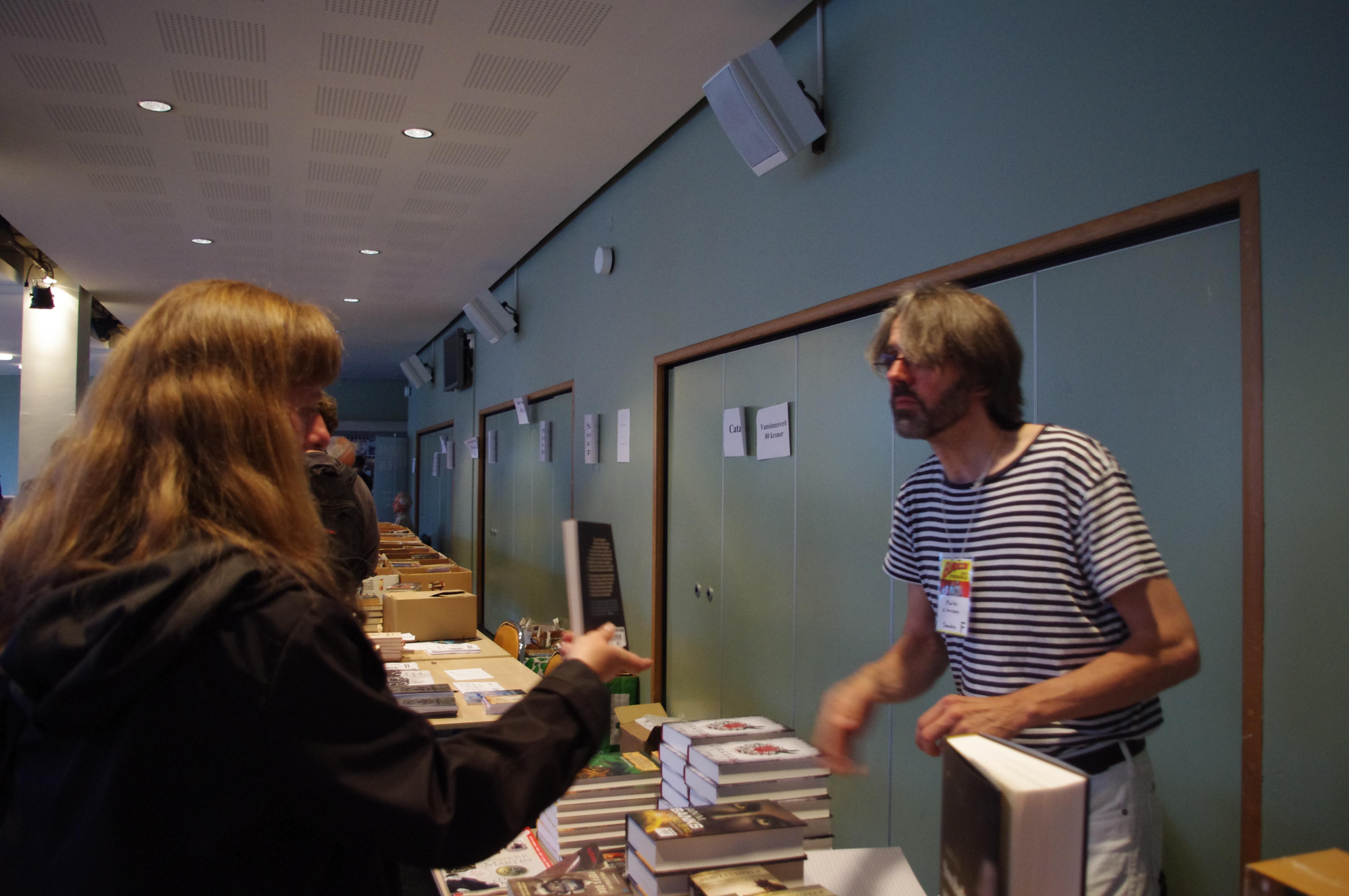 dating stockholm säljer trosor