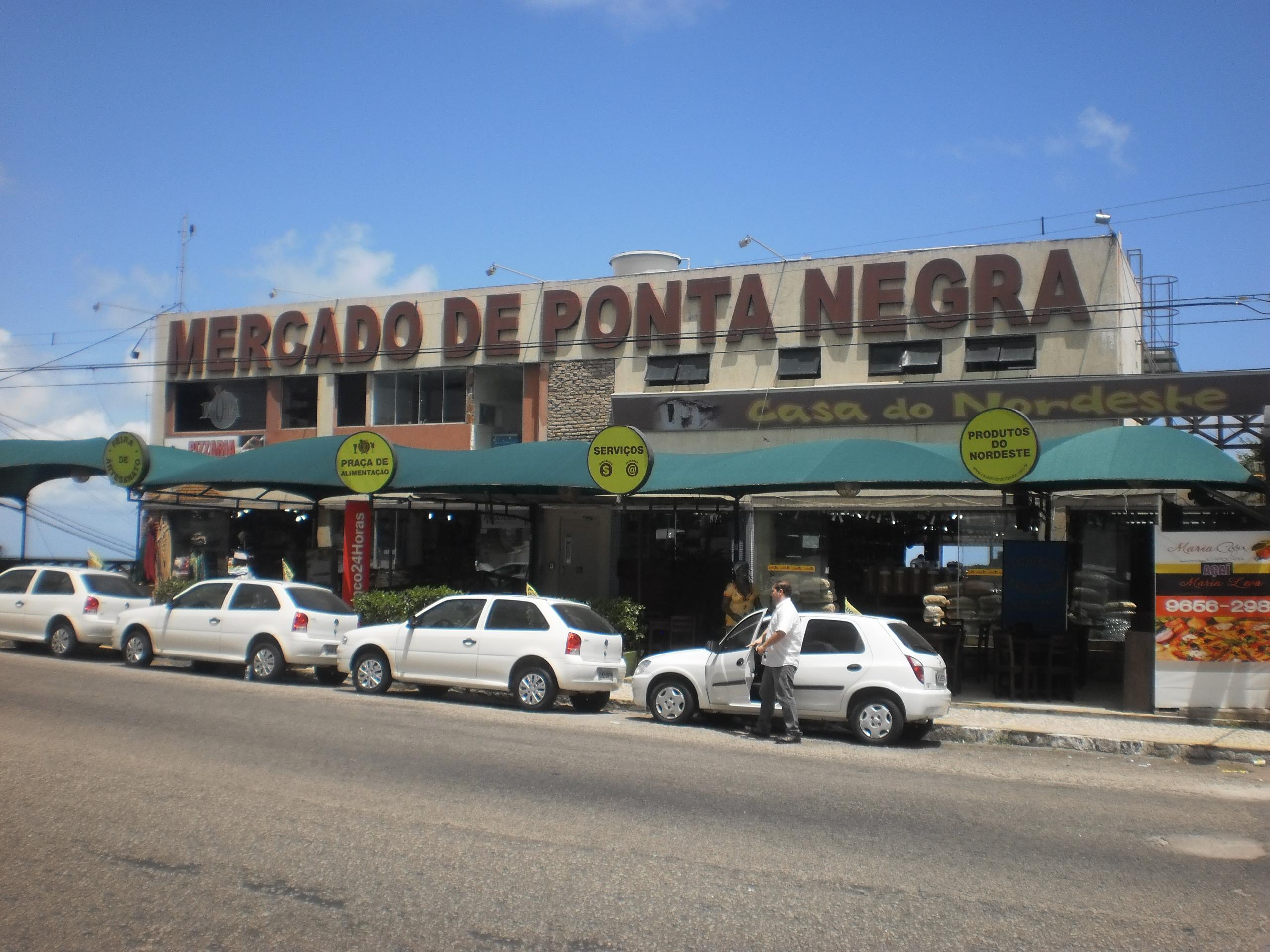 Aparador Jb Bechara Luxo Aquamarine ~ File Mercado de Ponta Negra, Natal RN JPG Wikimedia