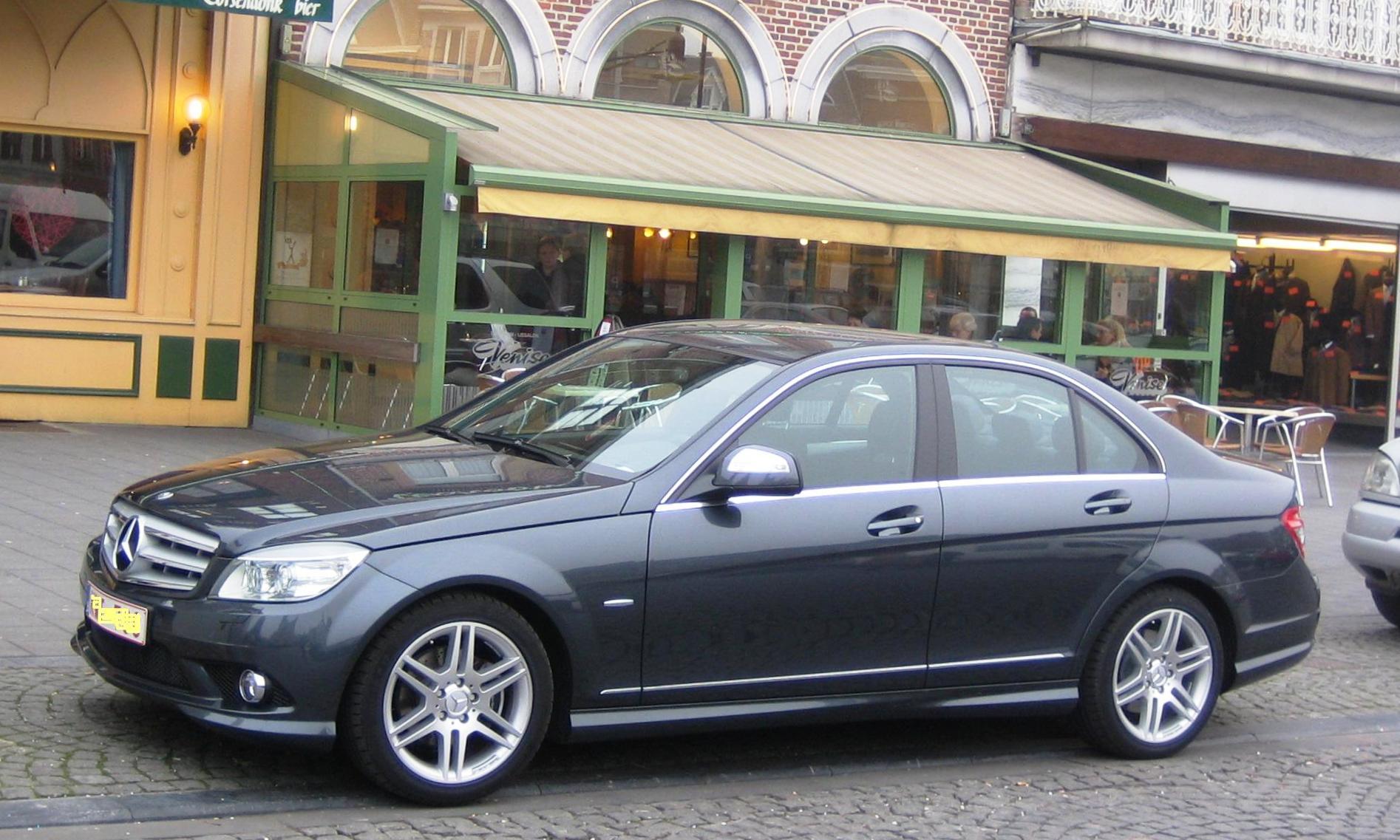 Bestand mercedes benz w204 amg sint truiden feb 2008 jpg for Mercedes benz w204