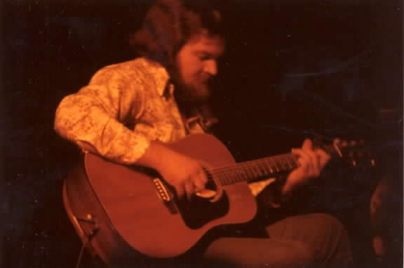 Merle Watson c. 1979
