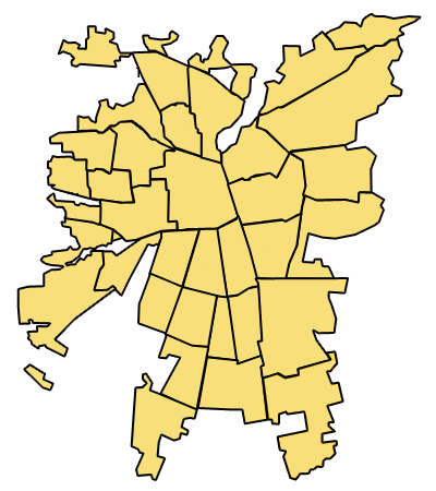 File comunas de santiago wikimedia commons for Mapa de santiago de chile