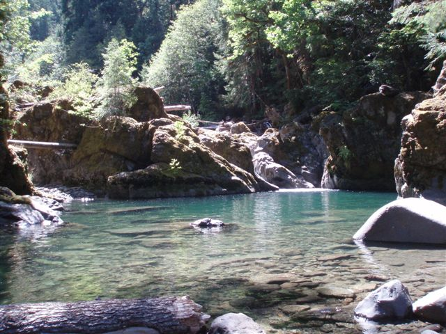 Middle Santiam Wilderness Wikipedia