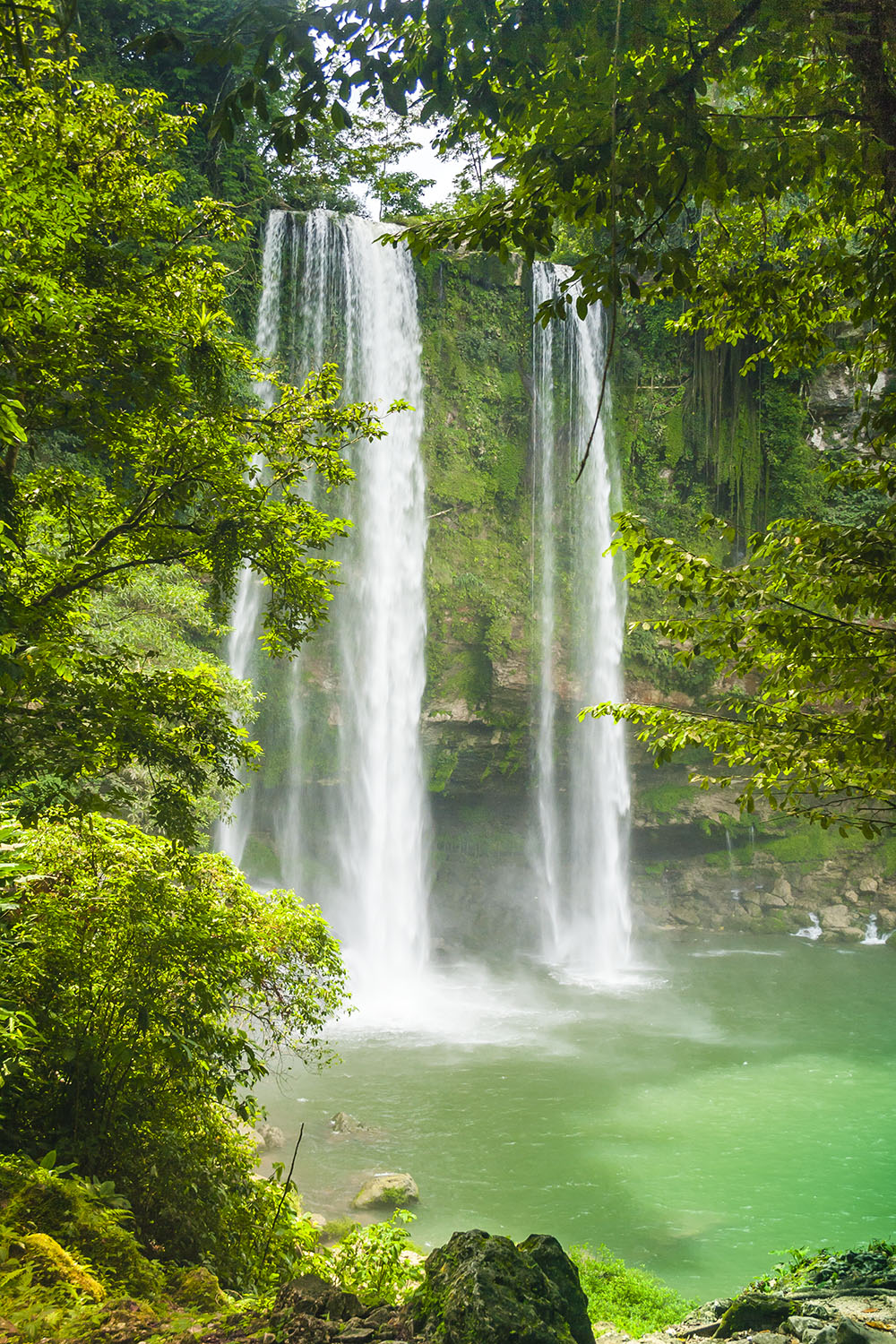 Cascadas de Misol-Ha (Palenque) - All You Need to Know Before You ...