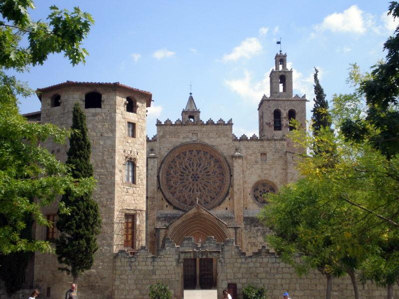 Archivo monestir de sant cugat sant cugat del vall s wikipedia la enciclopedia libre - Alfombras sant cugat ...