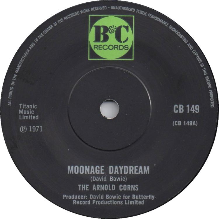Moonage Daydream - Wikipedia