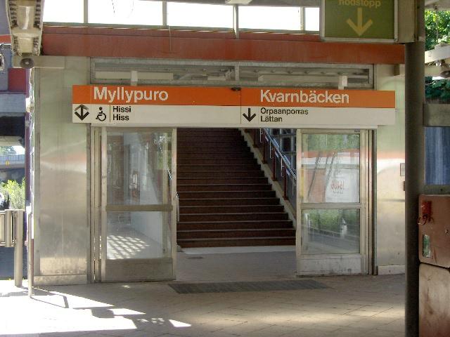 R Kioski Myllypuro