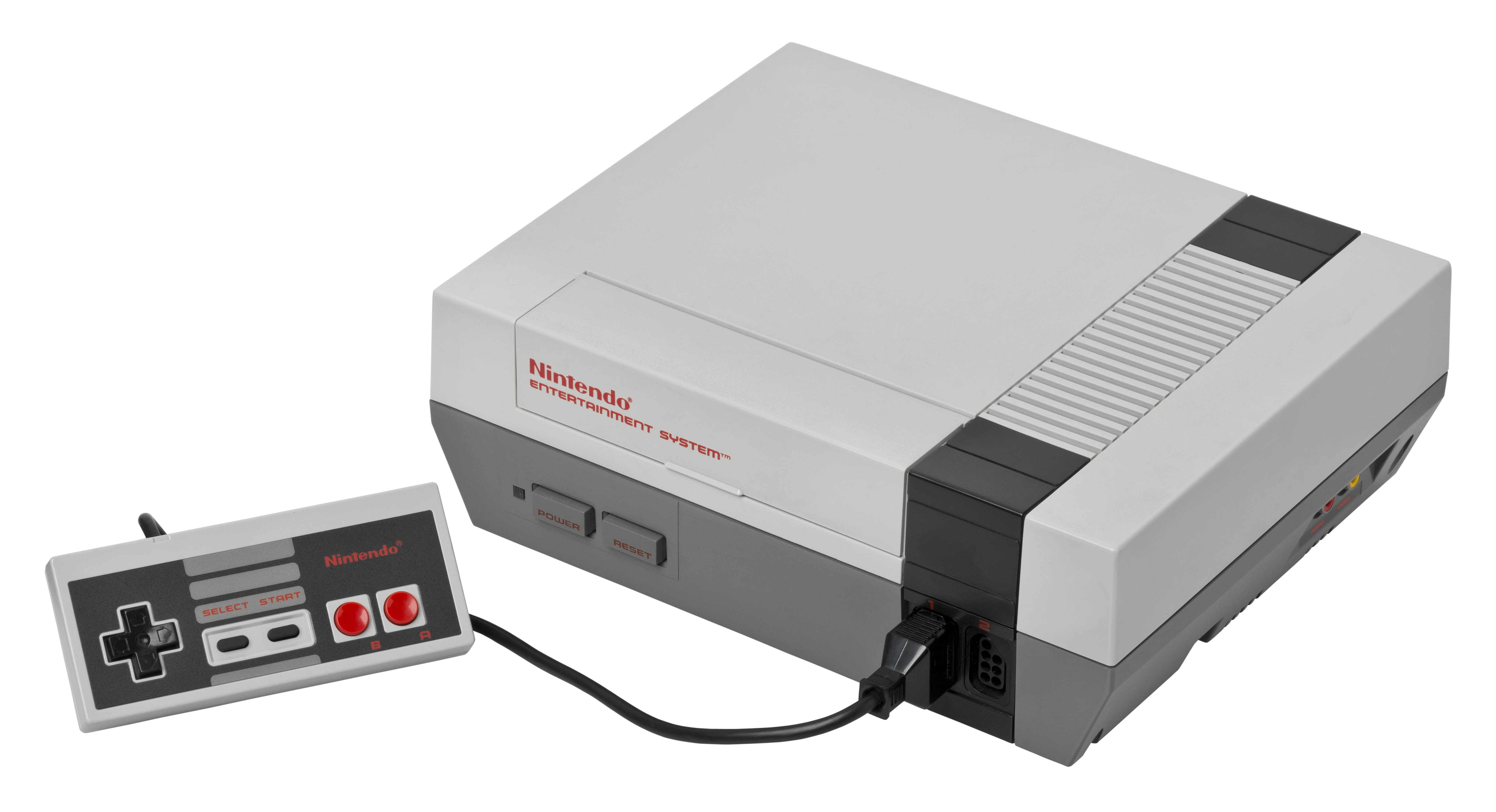 Fantastic File Nes Console Set Wikimedia Commons Hairstyles For Women Draintrainus