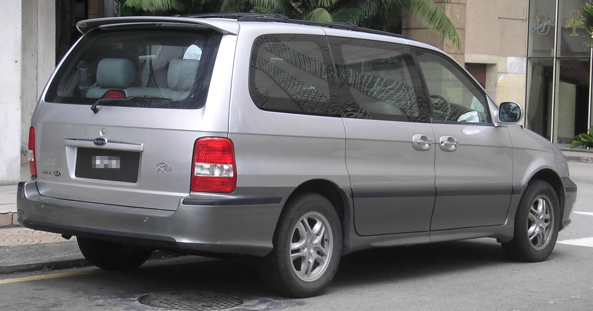 File Naza Ria First Generation Rear Kuala Lumpur Jpg