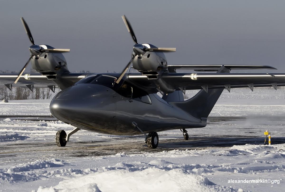 New Russian Aircraft 101