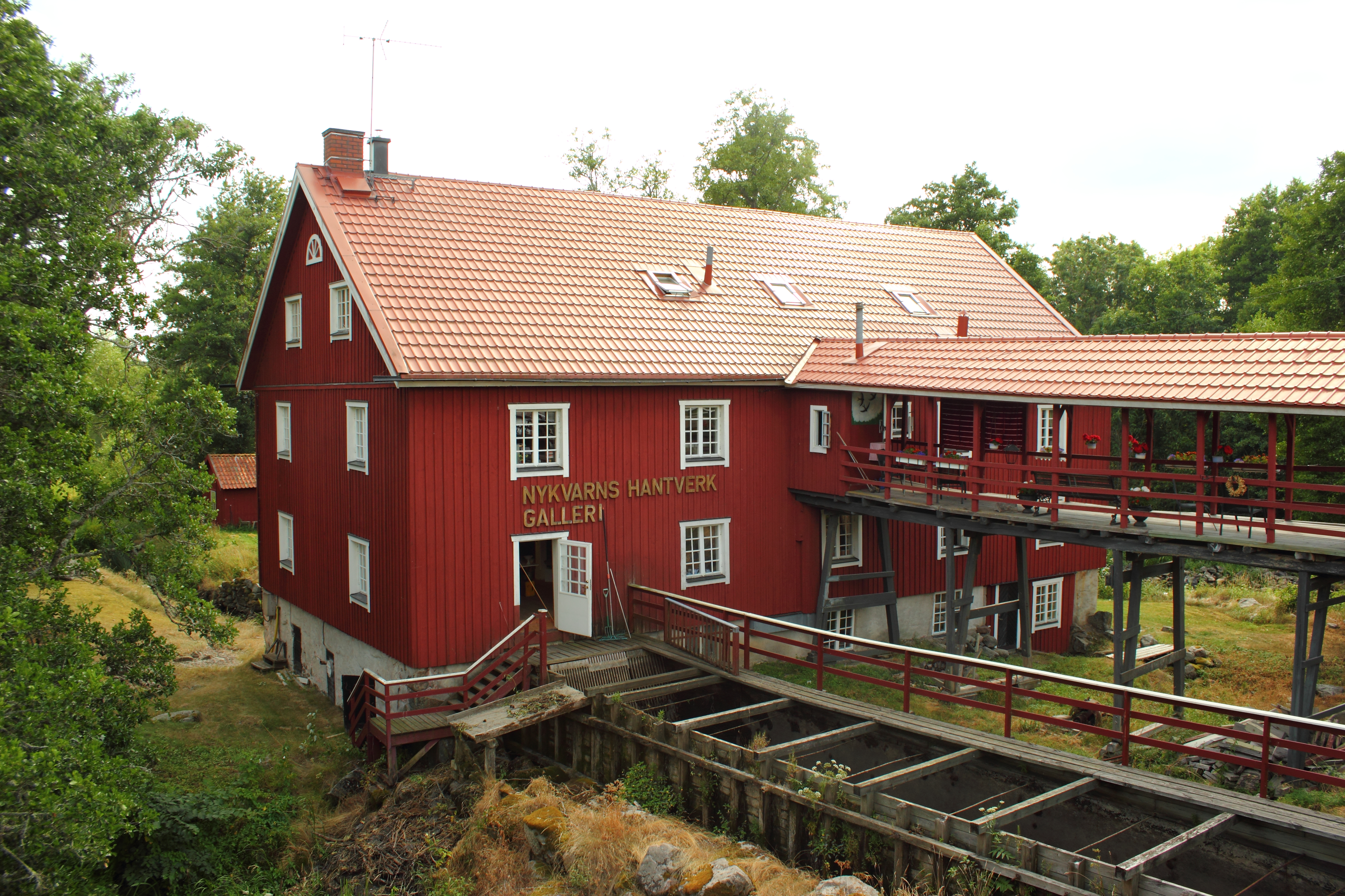 Nykvarn Municipality - Wikipedia