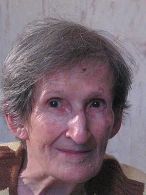Раиса Ефимовна Облонская