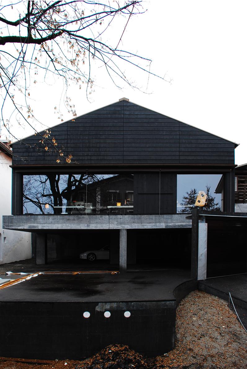 Valerio olgiati biography architect educator switzerland for K architecture geneve