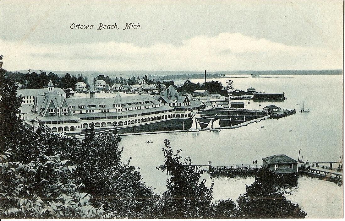 Ottawa Beach Historic District Wikipedia