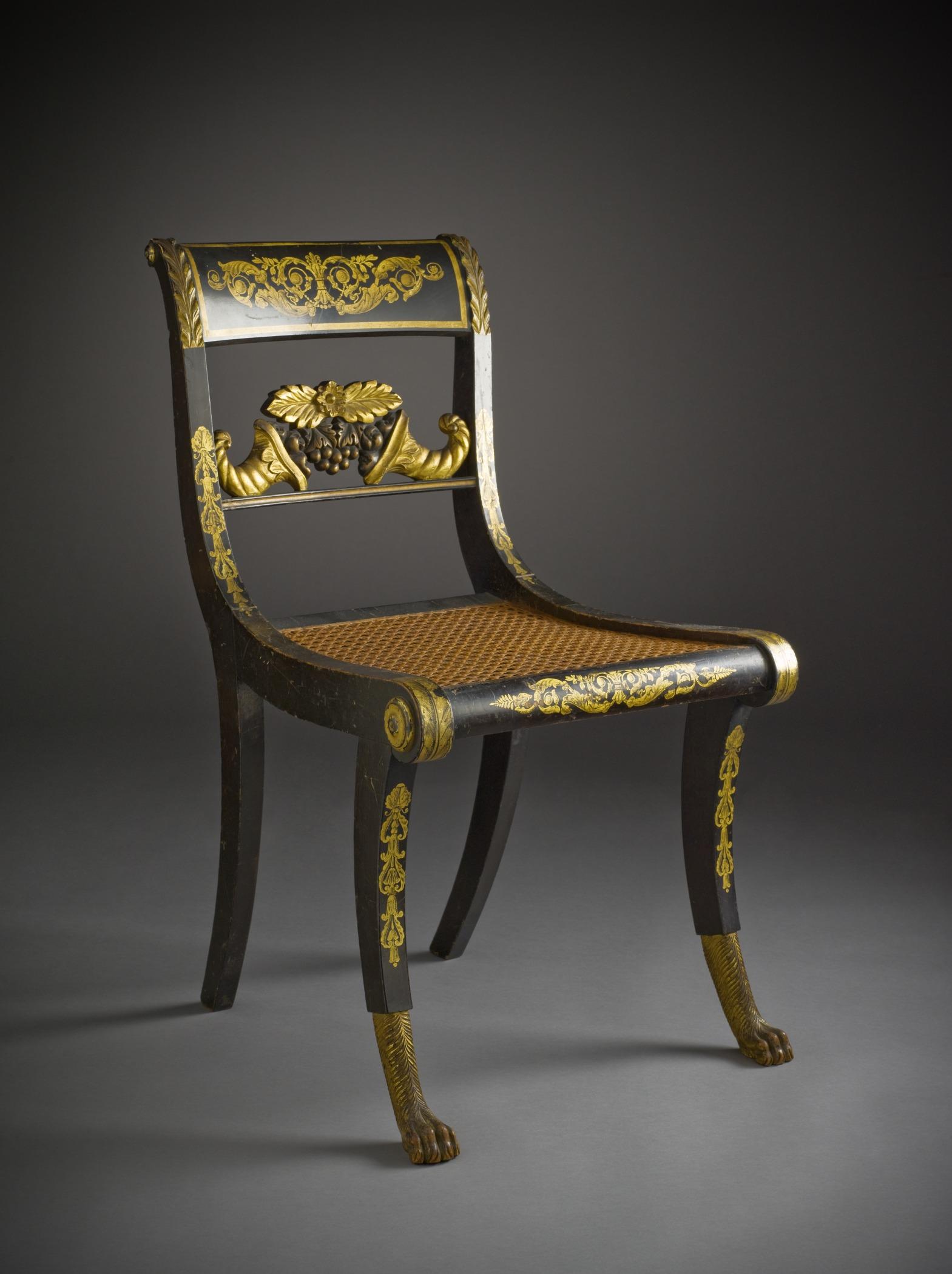 The Klismos Chair