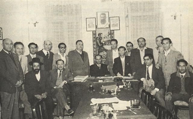 ישיבת מועצת העיר לוד הראשונה