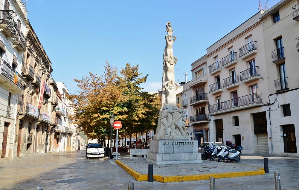 Pla a de jaume i vilafranca del pened s viquip dia l - Casas rurales cerca vilafranca del penedes ...