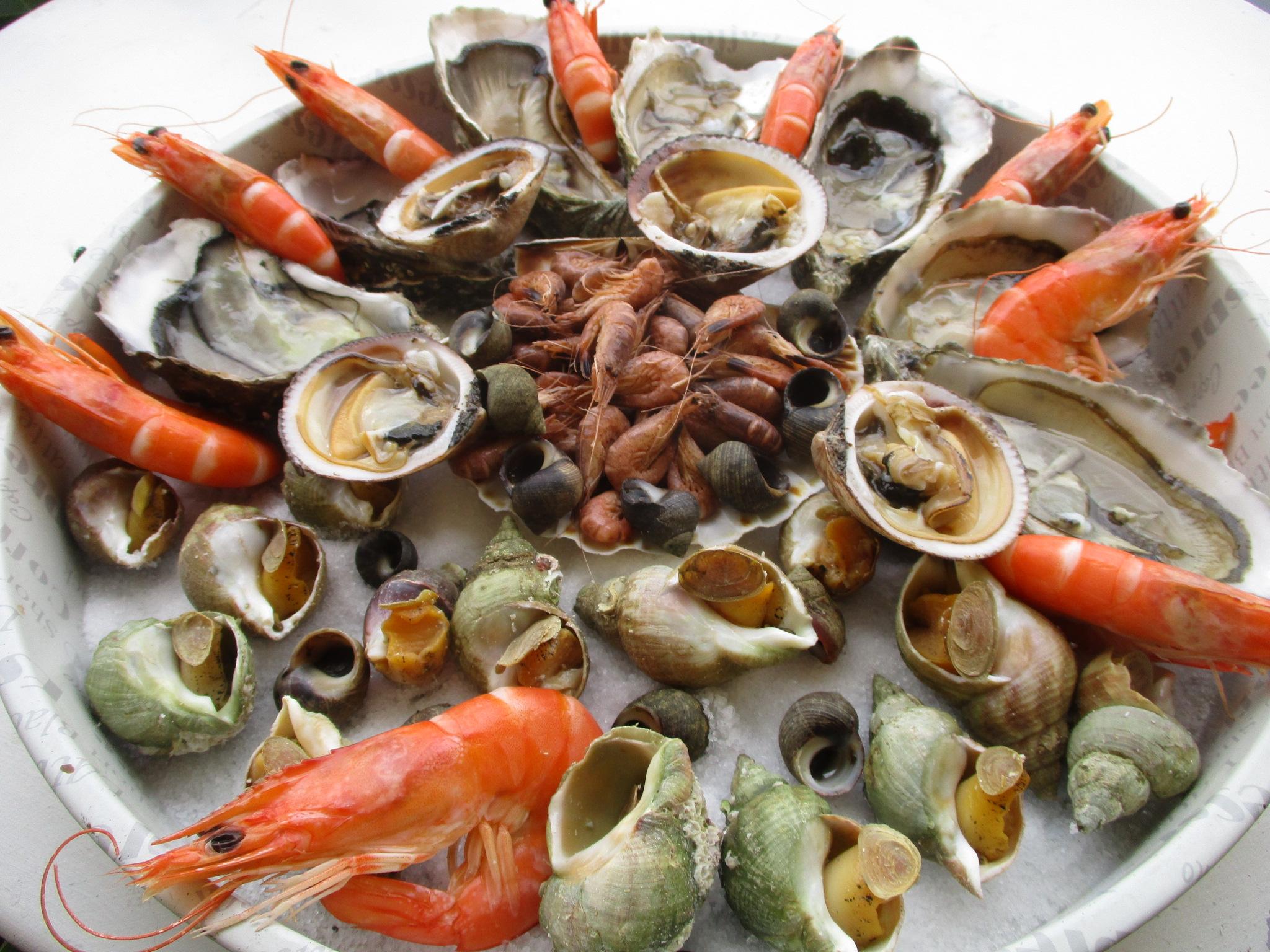 Fruits de mer — Wikipédia