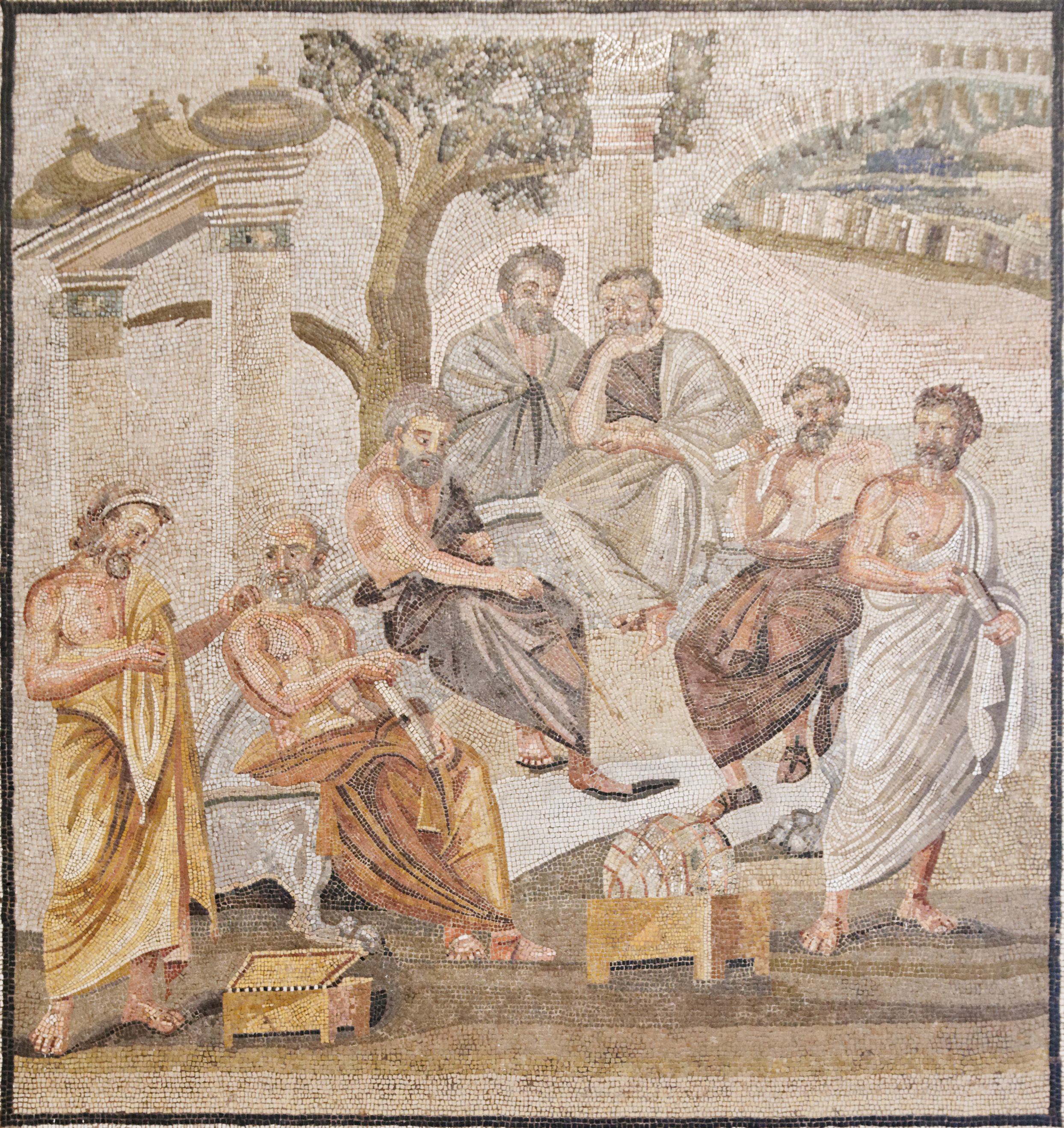 From the House of T. Siminius Stephanus, Pompeii