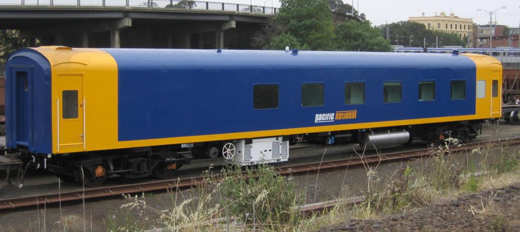 Used Train Cars