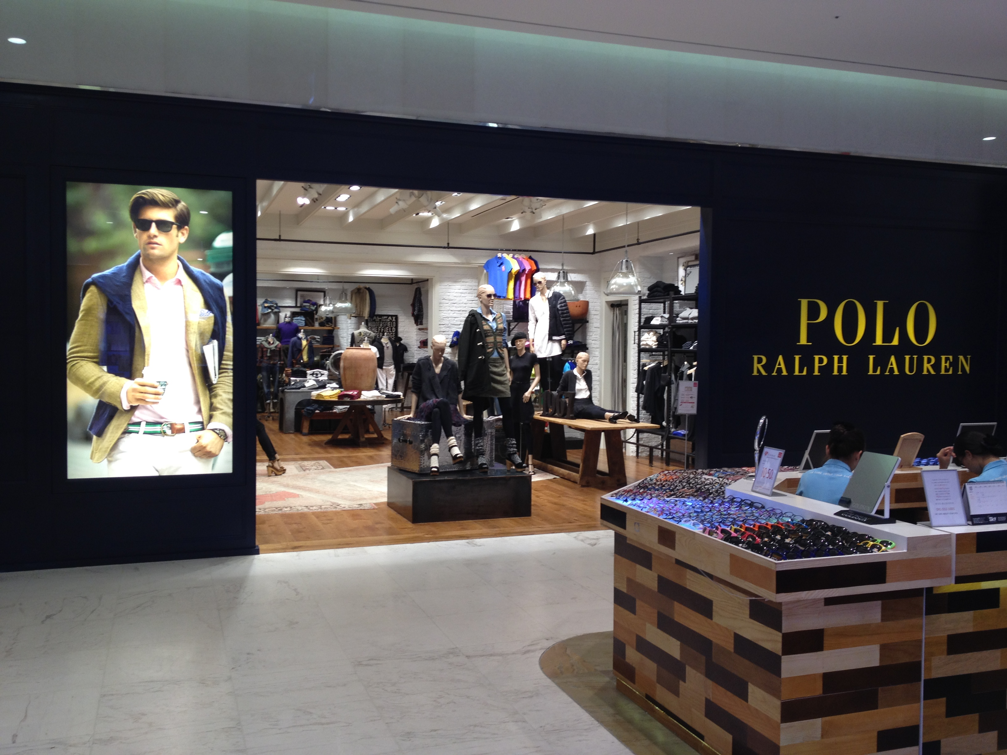 582c49074ee Polo Ralph Lauren Factory Store Tanger Outlets-National .