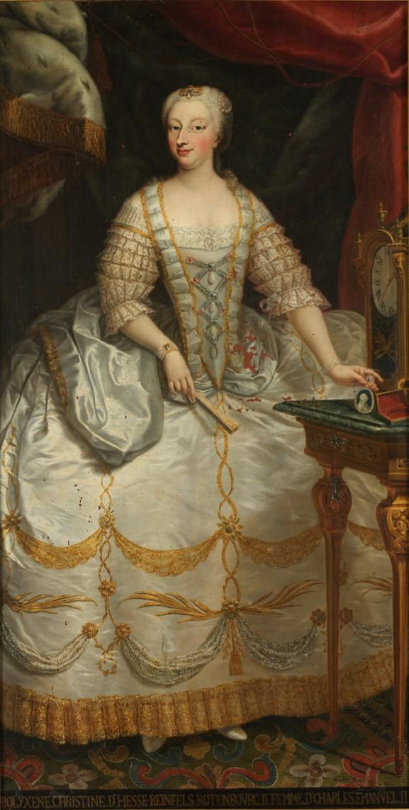 Polyxena of Hesse-Rheinfels-Rotenburg
