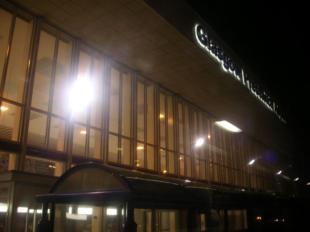 Depiction of Aeropuerto de Glasgow Prestwick