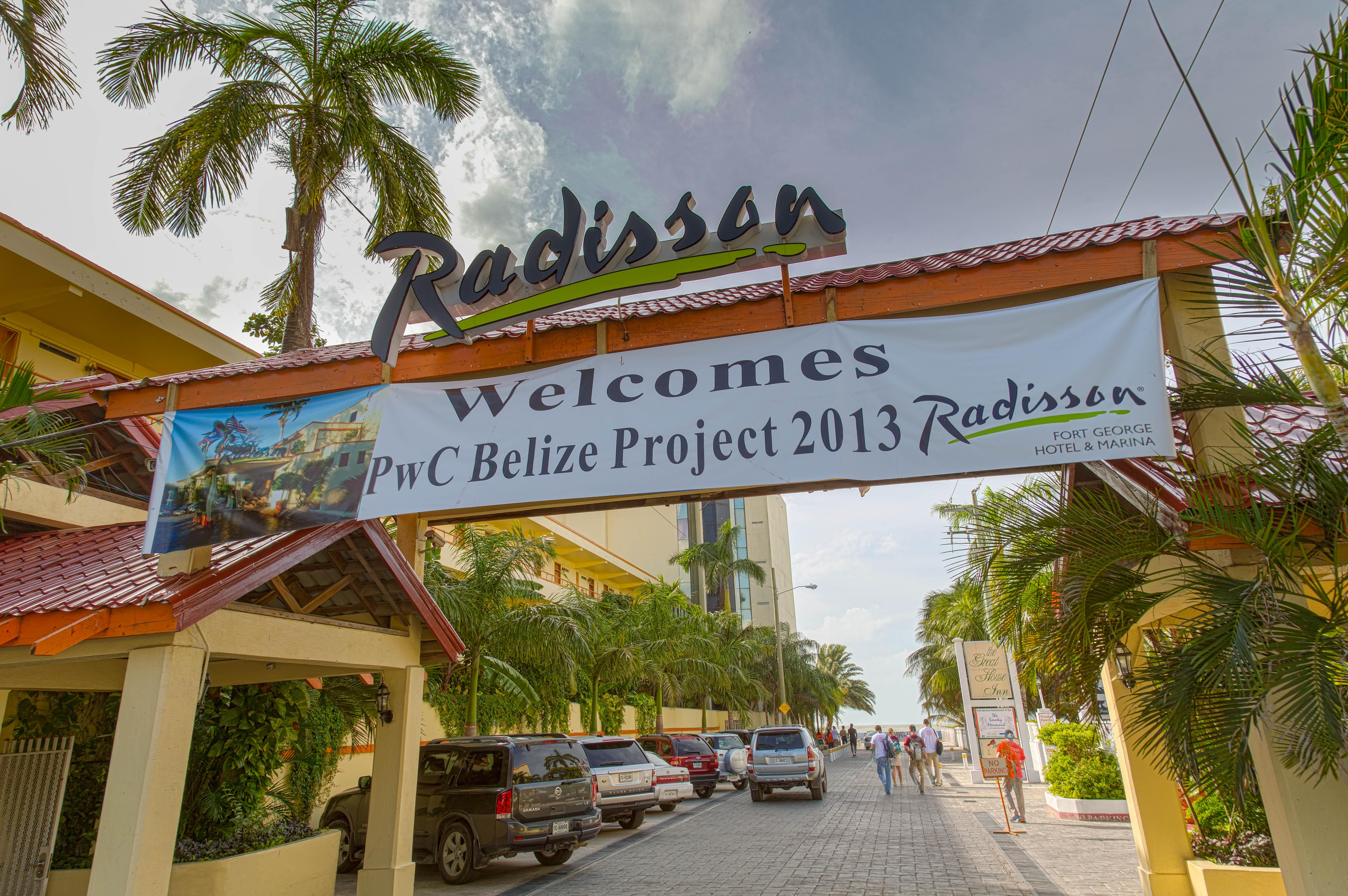 Belize City United Maya Island Air Transfer