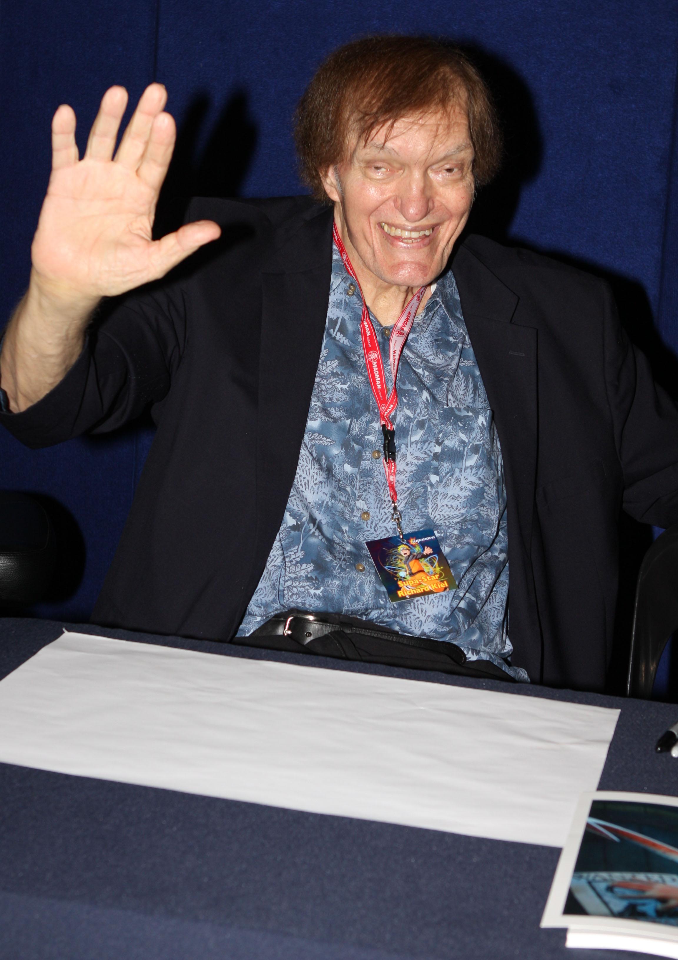 Richard Kiel Größe