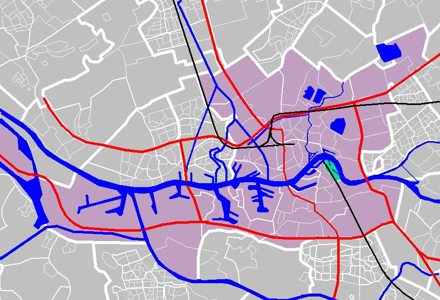 Feijenoord wijk wikipedia for Wijk in rotterdam