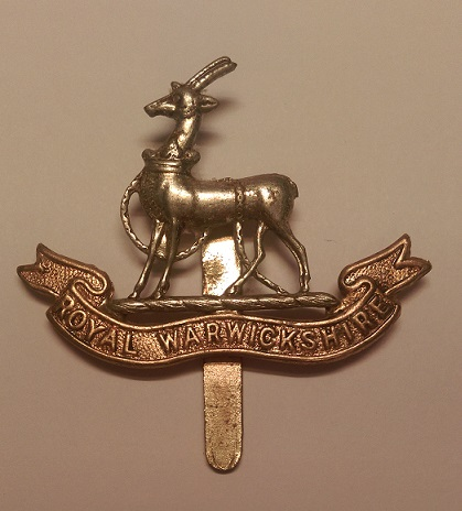 Royal_Warwickshire_Regiment_Cap_Badge.jpg (419×464)