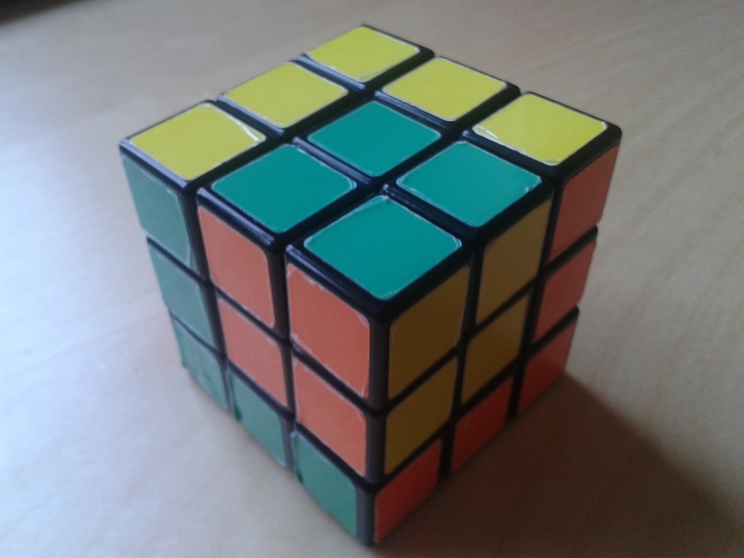 Cool Rubik's Cube Patterns Magnificent Inspiration