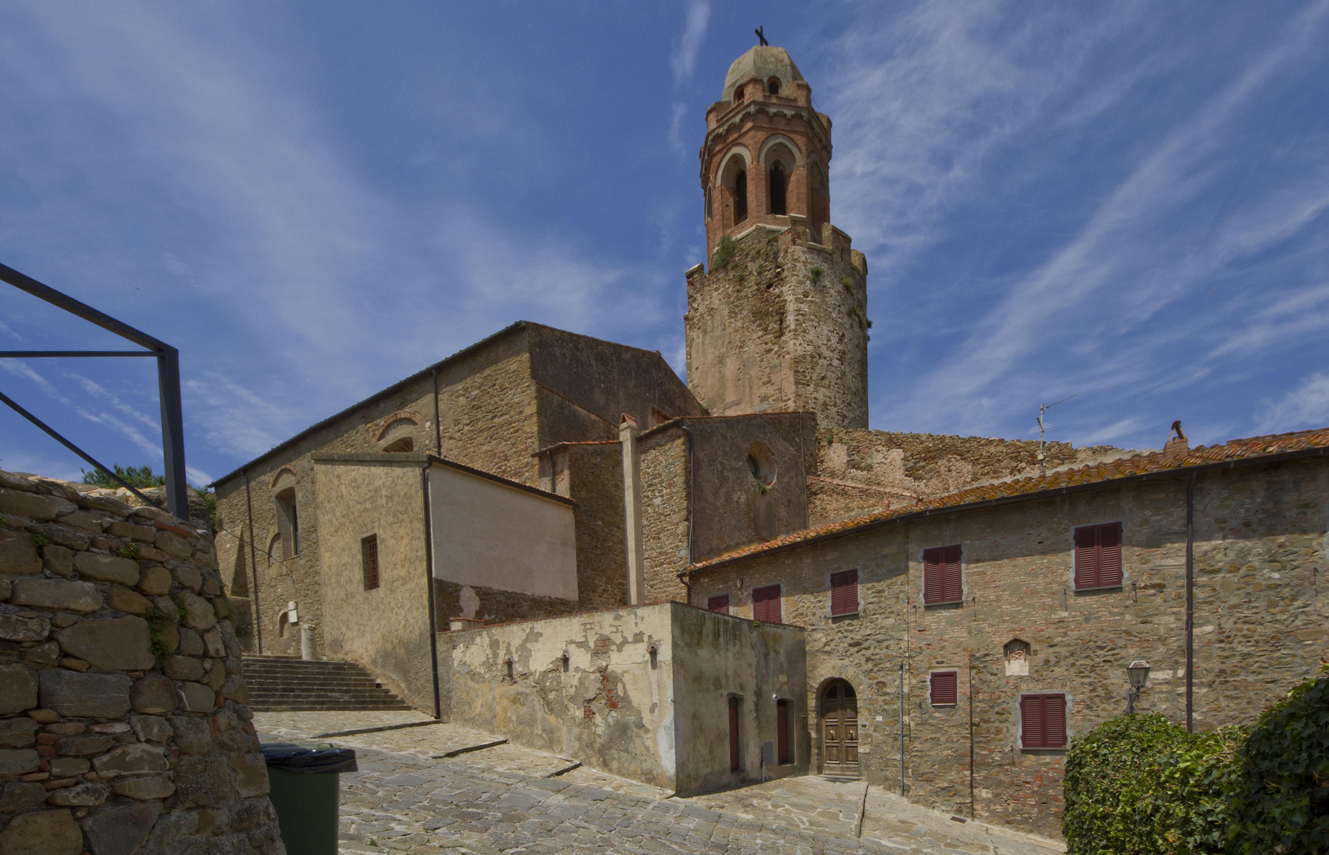 S. Giovanni Battista, Castiglione della Pescaia, Grosseto, Italy - panoramio (3).jpg