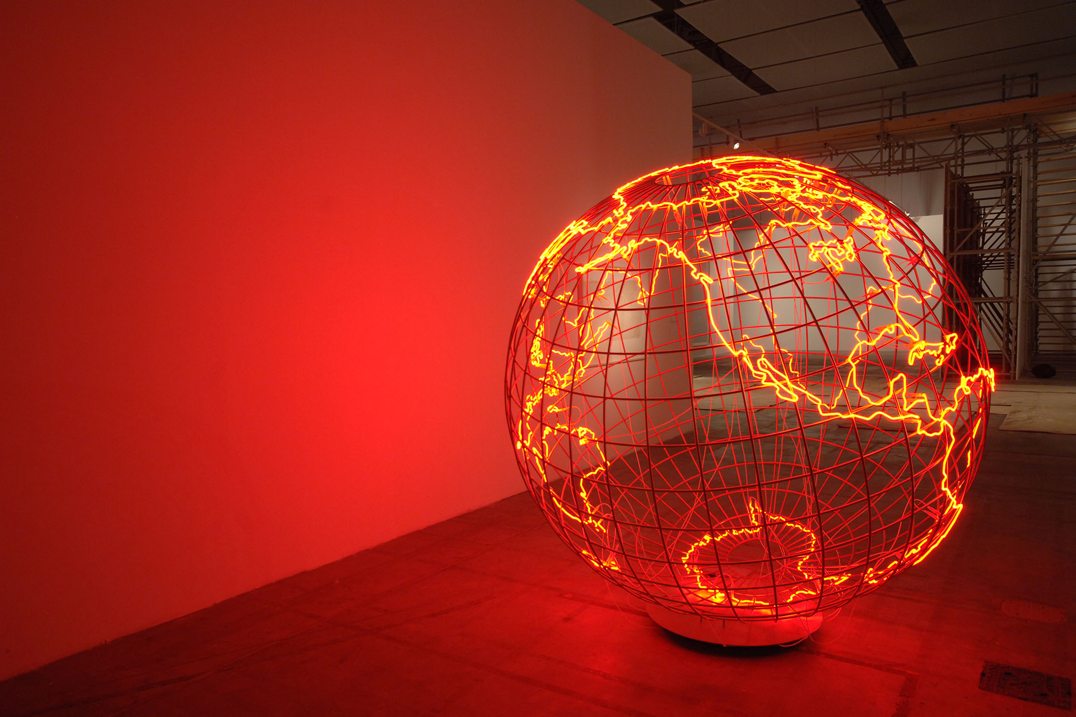 Image of Mona Hatoum from Wikidata