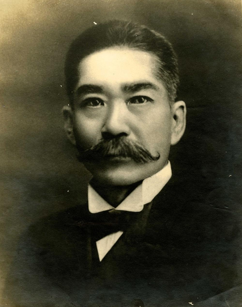 西郷菊次郎肖像写真