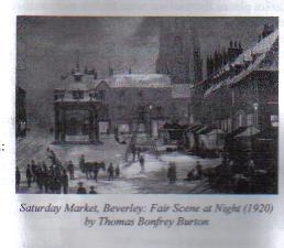 Beverley town fair