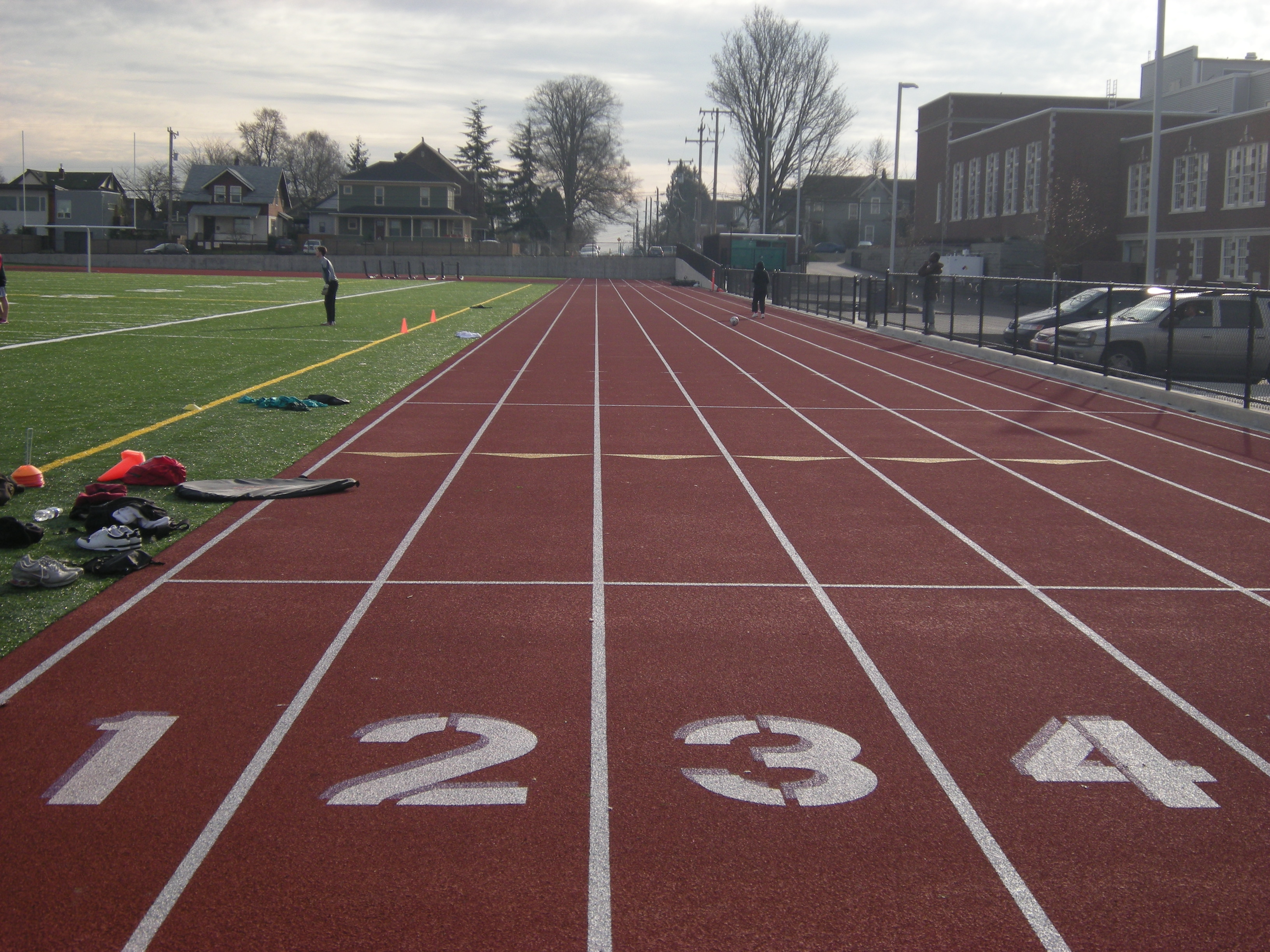 Seattle - Garfield High School track 01.jpg