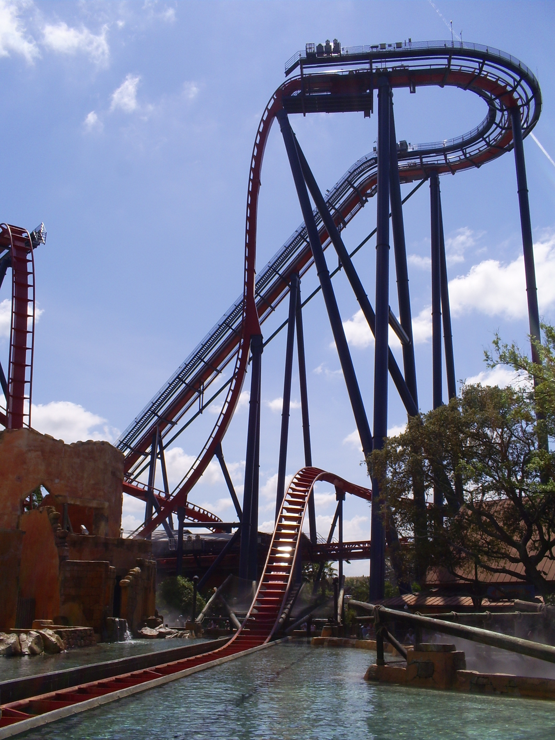 Top 10 roller coasters in orlando cultural travel guide - Roller coasters at busch gardens ...